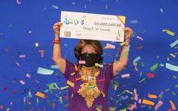 Tin vào giấc mơ của chồng, 20 năm kiên nhẫn chơi xổ số, người phụ nữ trúng giải thưởng 60 triệu USD