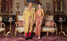 Hoàng quý phi Thái Lan bất ngờ được phong làm Hoàng hậu