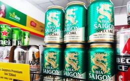 Doanh thu Sabeco giảm mạnh trong năm Covid, bất chấp nỗ lực tăng quảng cáo và khuyến mãi
