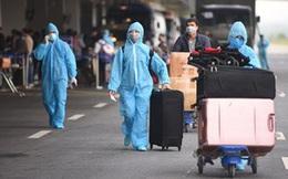 Nhân viên an ninh sân bay Vân Đồn mắc COVID-19 không trực tiếp đón chuyến bay từ vùng dịch về