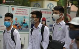 Danh sách các trường ở Hà Nội thông báo cho học sinh nghỉ học vì Covid-19
