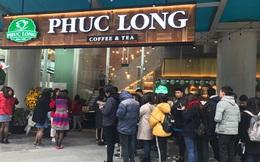 """Chuỗi trà & cà phê Phúc Long: Thu khủng nhưng lãi """"bèo bọt"""""""