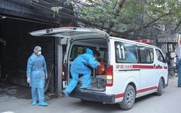 Nam nhân viên sân bay Vân Đồn mắc Covid-19 bị suy hô hấp, tổn thương phổi nặng