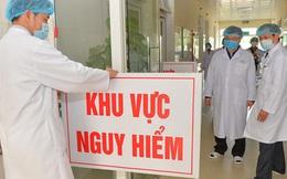 Một trong 2 ca mắc COVID-19 ở Hà Nội có đi khám tại BV Bạch Mai