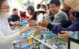 Quảng Ninh, Hải Dương, Hà Nội chặn găm hàng, tăng giá khẩu trang