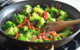 6 sai lầm khi ăn rau có thể khiến bạn hối tiếc: Đọc ngay còn tránh