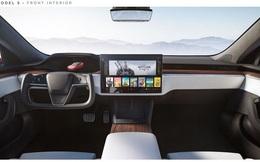 Elon Musk khoe xe điện chơi được game bom tấn