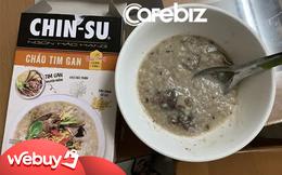 Bán mỳ tôm, nước mắm chưa đủ, Masan của tỷ phú Nguyễn Đăng Quang còn bán cả cháo lòng đóng hộp