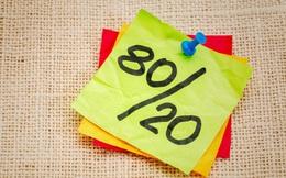Bí mật thành công của dân sales chuyên nghiệp: Luôn áp dụng nguyên tắc 80/20 để vươn lên dẫn đầu