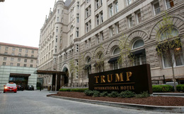 Là vị trí xem lễ nhậm chức của ông Biden đẹp nhất, khách sạn của Tổng thống Trump tăng giá gấp 5 lần