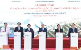 Chính thức khởi công xây dựng sân bay Long Thành