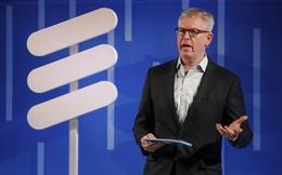 CEO Ericsson vận động lật ngược lệnh cấm Huawei, ZTE của Thụy Điển?