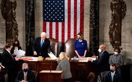 Điều gì sẽ xảy ra nếu Nghị viện Mỹ không thể xác nhận chiến thắng của ông Biden do ảnh hưởng từ cuộc biểu tình?