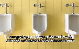 Công ty Trung Quốc phạt nhân viên vì đi vệ sinh nhiều hơn 1 lần/ngày, ai muốn đi phải xin phép cấp trên
