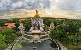 [Ảnh] Ngắm vẻ đẹp huyền bí của ngôi chùa lọt top đẹp nhất thế giới tọa lạc tại TP.Thủ Đức
