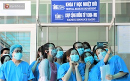 Những hình ảnh đẹp nhất trong chặng đường vững vàng Việt Nam vượt qua đại dịch năm 2020