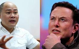 """CEO BKAV Nguyễn Tử Quảng nói về """"đồng nghiệp"""" Elon Musk: Ngông, chém gió, nhân vật hàng đầu bị ném đá"""