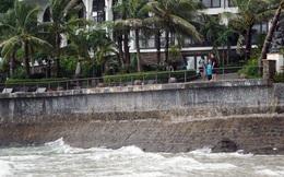 Hơn 700 du khách lo mắc kẹt trên đảo Cát Bà vì ảnh hưởng bão số 7