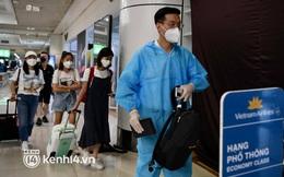Nhận ý kiến trái chiều về việc cách ly tập trung hành khách bay từ TP.HCM, Hà Nội giải thích ra sao?