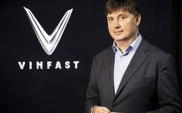 Phó Chủ tịch VinFast châu Âu nói gì về việc hãng 'một mình một đường, chân ướt chân ráo khởi nghiệp'?