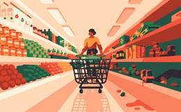 """Lật tẩy loạt """"bẫy"""" tâm lý rút cạn ví tiền của siêu thị: Bảo sao dân tình không chống cự nổi, mua có bó rau mà đi tong cả triệu bạc!"""