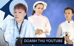 Kênh YouTube của Hồ Văn Cường ước tính kiếm được bao nhiêu tiền trong 5 năm qua?