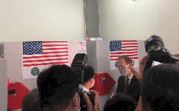 Mỹ bàn giao 77 tủ lạnh âm sâu cho Việt Nam, sắp viện trợ thêm 400.000 liều vắc xin