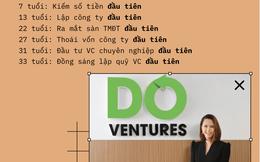 """Lê Hoàng Uyên Vy - chuẩn mẫu """"con nhà người ta"""": 7 tuổi kiếm đồng tiền đầu tiên, 13 tuổi lập công ty đầu tiên, 33 tuổi làm CEO quỹ đầu tư 50 triệu USD"""
