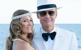 Lối sống tiệc tùng xa hoa của Hoa hậu giàu nhất nước Anh nhờ ly hôn chồng tỷ phú
