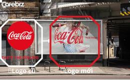 Giữa Covid, ông lớn Coca-Cola đổi logo, nhìn ngỡ logo cũ nhưng có một chi tiết thú vị!