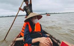 Một huyện báo cáo số tiền Thủy Tiên làm từ thiện ít hơn xác nhận trước đó 102 triệu đồng