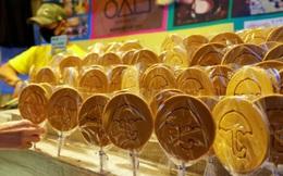 Hàn Quốc: Kiếm 19 triệu đồng/ngày nhờ bán kẹo đường giống trong Squid Game