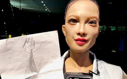 Sophia, robot đầu tiên có quyền công dân, giờ muốn có con, xây dựng gia đình