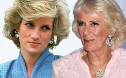 """Tiết lộ """"động thái côn đồ"""" của bà Camilla đối với Công nương Diana trước hôn lễ với Thái tử Charles"""