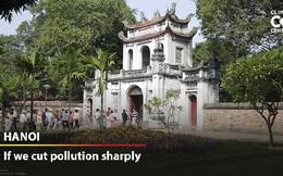 """Khoa học dự báo Hà Nội và hàng chục thành phố khác sẽ """"sống chung với lũ"""" nếu Trái Đất nóng lên 3 độ C"""