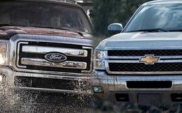 """Cuộc chiến sống còn của 2 đại gia ô tô General Motors và Ford: """"Nướng"""" hàng tỷ đô vào cuộc đua xe điện và công nghệ xe tự hành"""