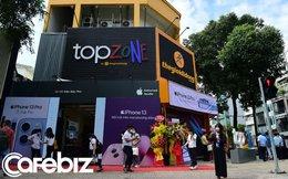 TGDĐ khai trương TopZone - chuỗi mới chuyên bán đồ Apple tại cả Sài Gòn và Hà Nội: Hoàn tất đàm phán với Apple giữa đỉnh dịch, mở một lúc 4 cửa hàng ngay sau giãn cách