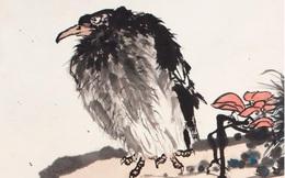 """Tranh chim ưng """"phẩy vài nét mực"""" có giá 1.000 tỷ đồng, chuyên gia giải thích: """"Phóng to 10 lần nhìn vào mắt con vật, nó là đỉnh cao của hội họa"""""""