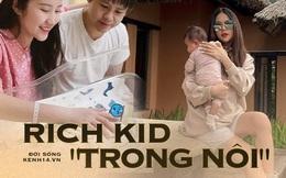"""Bản đồ rich kid Việt: """"Kết nạp"""" từ cậu cả gia tộc giàu có bậc nhất Sài thành đến ái nữ tập đoàn nghìn tỷ"""