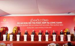Vingroup bắt đầu làm siêu dự án Hạ Long Xanh quy mô 10 tỷ USD
