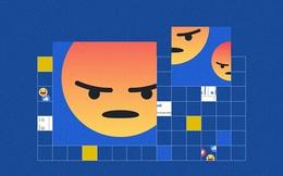 Những toan tính phía sau biểu tượng 'phẫn nộ', 'thương thương' trên Facebook