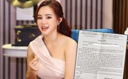 Rầm rộ tin đơn kiện nữ CEO Đại Nam của Vy Oanh bị cơ quan chức năng trả về, chính chủ lên tiếng!