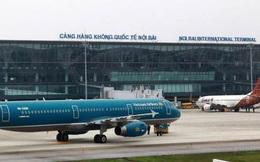 Cục Hàng không đề nghị TP Hà Nội cho ý kiến về việc khôi phục đường bay