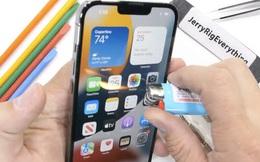 Kiểm chứng độ bền iPhone 13 Pro Max: Những điều mà Apple không nói với người dùng?