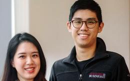 Đôi bạn cùng lớp ở Stanford cùng nhau tạo nên ứng dụng giao dịch chứng khoán, trở thành kỳ lân sau hơn 2 năm