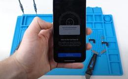 Xuất hiện video cho thấy iPhone 13 có thể thay màn hình của bên thứ ba mà không bị mất Face ID
