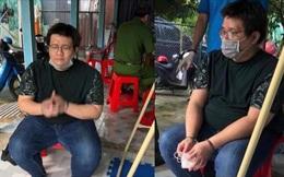 Hình ảnh hacker Nhâm Hoàng Khang bị bắt ở Cần Thơ: Tống tiền chủ nhân web cờ bạc 500 triệu, sau khi bàn bạc giảm còn 400 triệu