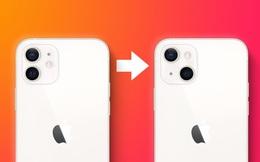 Tại sao iPhone 13 lại có camera đặt chéo? Có phải Apple làm vậy chỉ để cho khác iPhone 12 hay không?