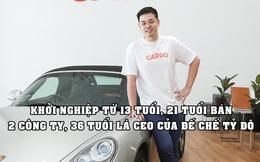 'Lừa' 2 người bạn cùng học ĐH, chàng sinh viên biến startup bán ô tô cũ thành đế chế tỷ đô, sắp mở rộng sang thị trường Việt Nam