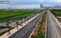 """Hàng loạt tuyến đường xây mới bề thế đẹp như ở """"châu Âu""""- giúp huyện ngoại thành thủ đô lột xác bất ngờ trước khi lên quận"""